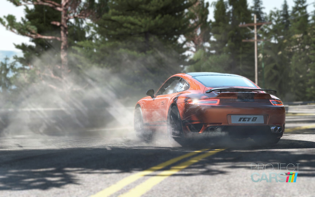 Free Project Cars Wallpaper in 1280x800