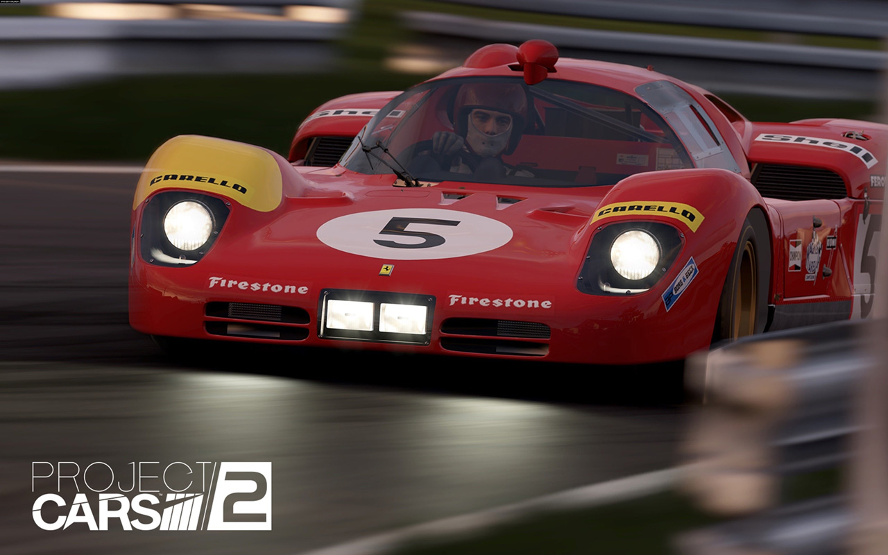 Free Project Cars 2 Wallpaper in 1280x800