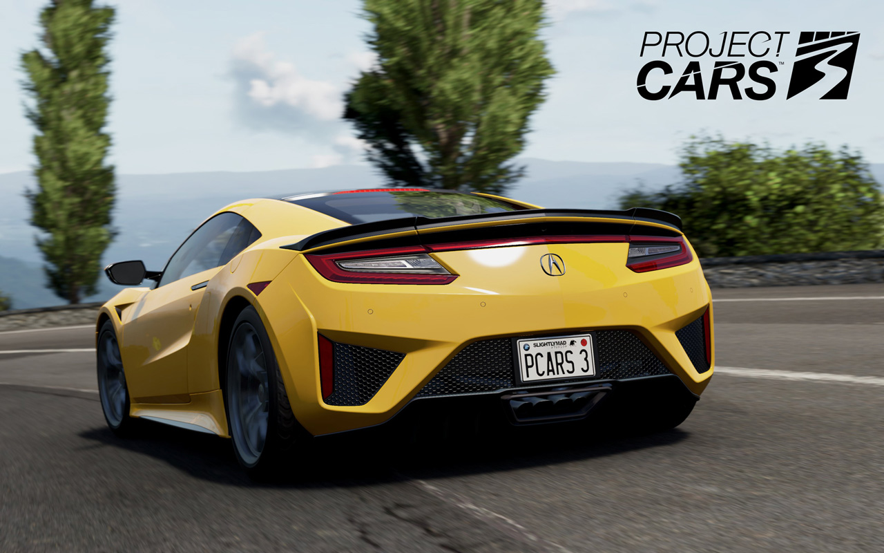 Free Project Cars 3 Wallpaper in 1280x800