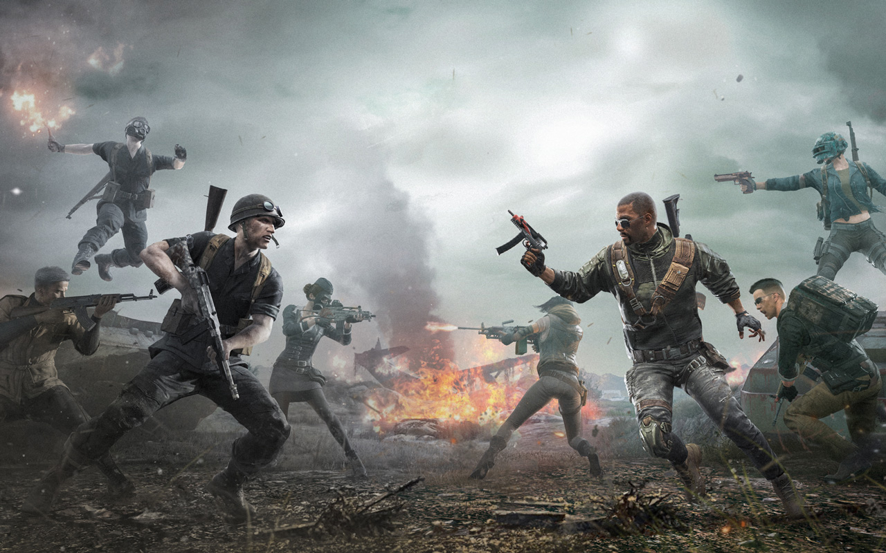 Free PlayerUnknown's Battlegrounds Wallpaper in 1280x800