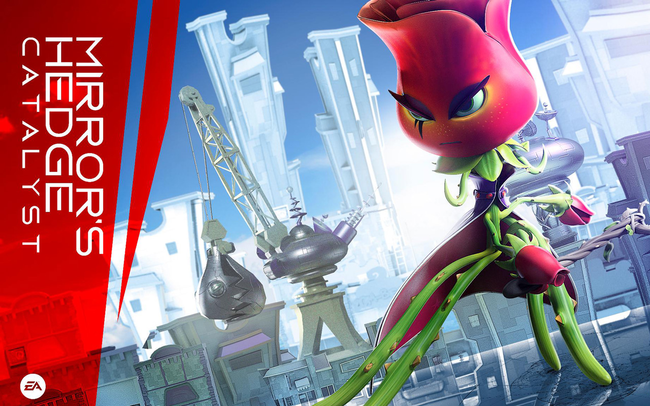 Free Plants vs. Zombies: Garden Warfare 2 Wallpaper in 1280x800