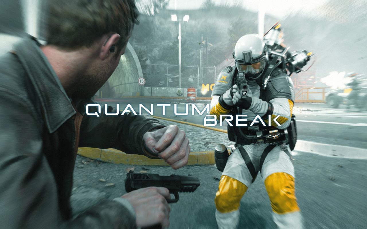 Free Quantum Break Wallpaper in 1280x800