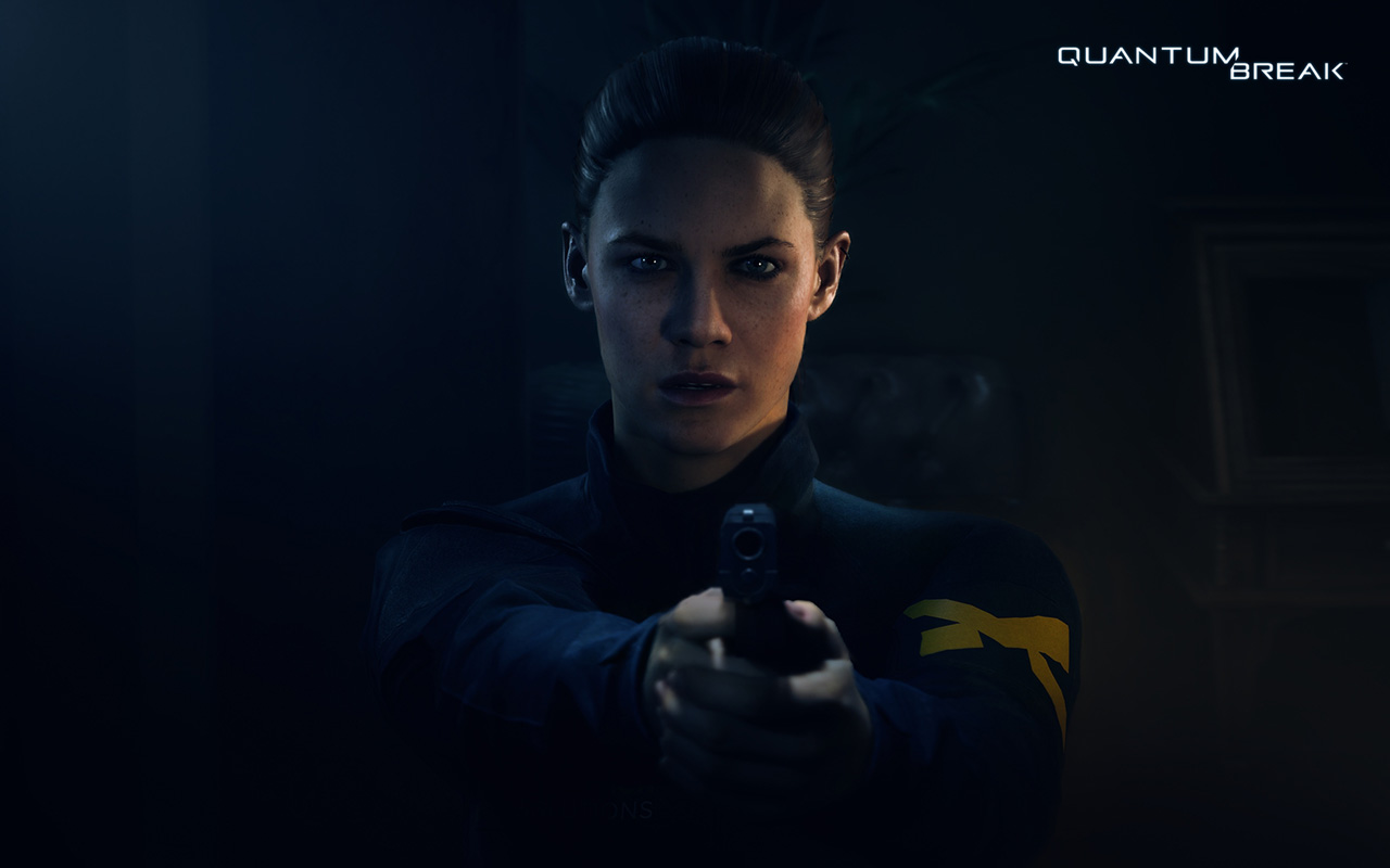 Free Quantum Break Wallpaper in 1280x800