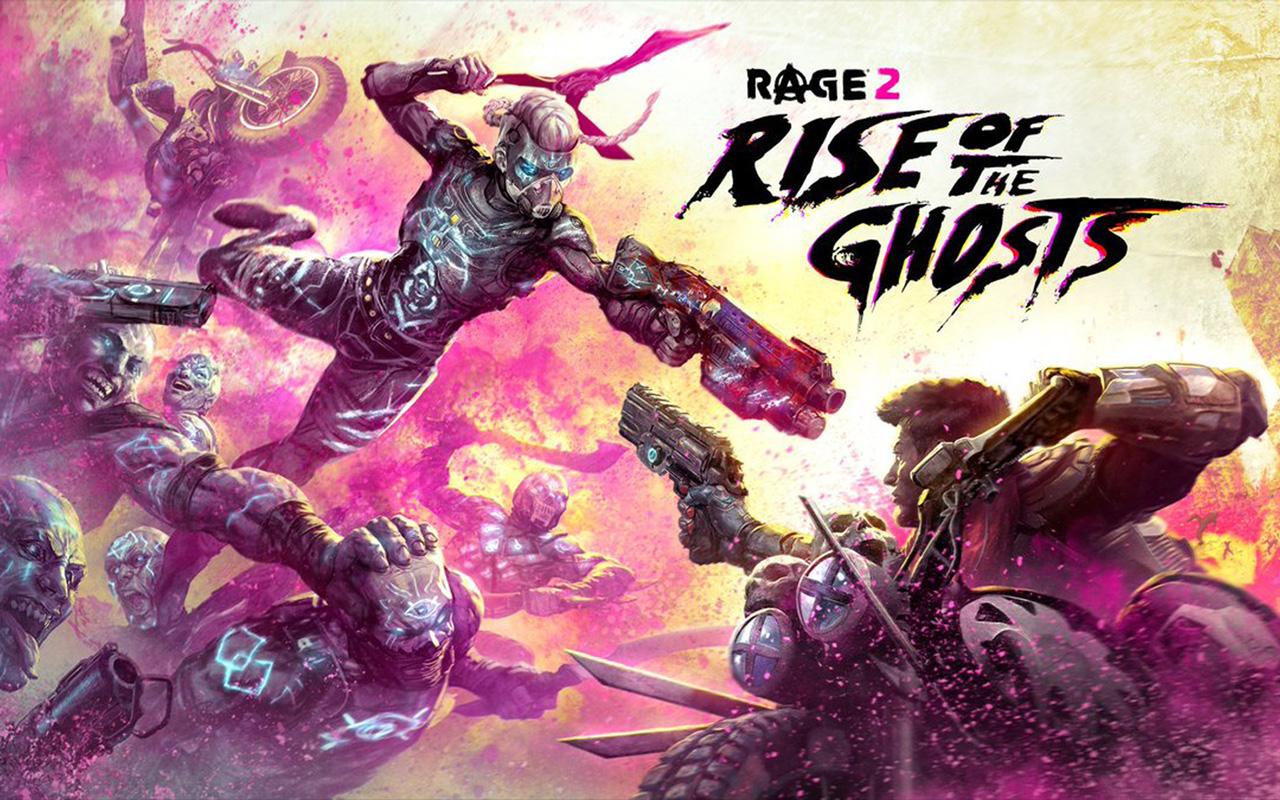 Free Rage 2 Wallpaper in 1280x800
