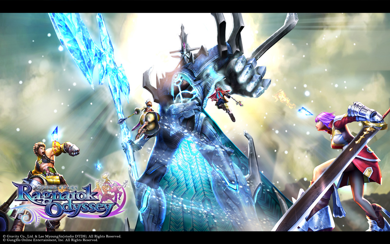 Free Ragnarok Odyssey Wallpaper in 1280x800