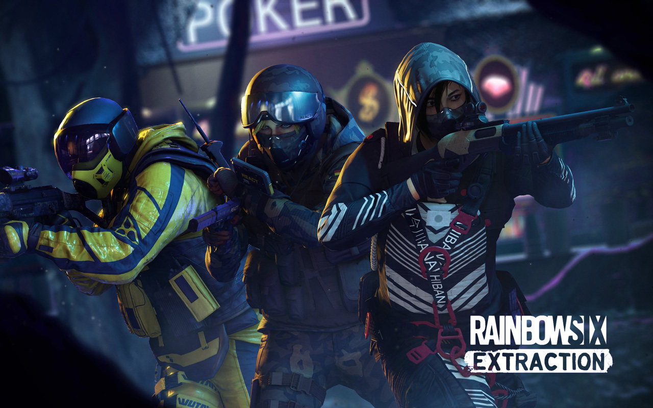Free Rainbow Six Extraction Wallpaper in 1280x800