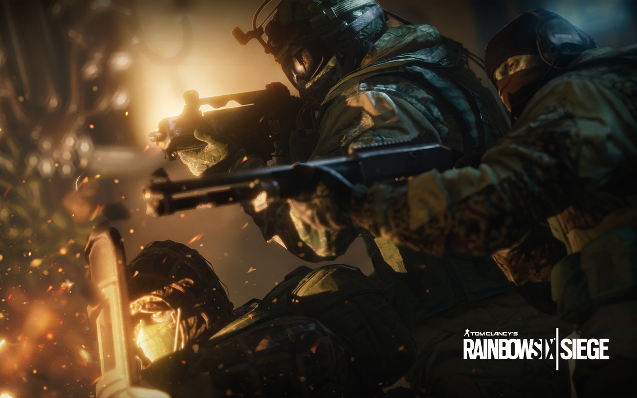 Free Rainbow Six: Siege Wallpaper in 1280x800