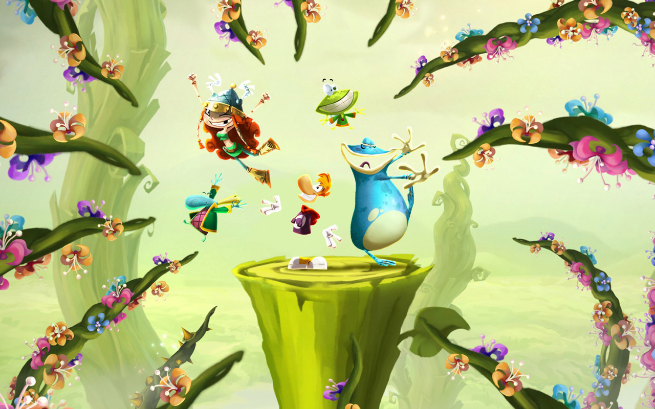 Free Rayman Legends Wallpaper in 1280x800