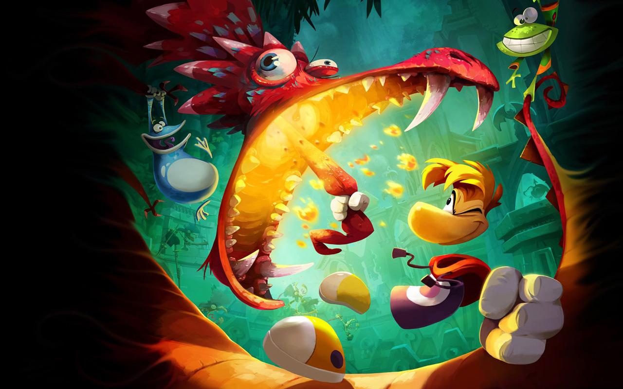 Free Rayman Legends Wallpaper in 1280x800