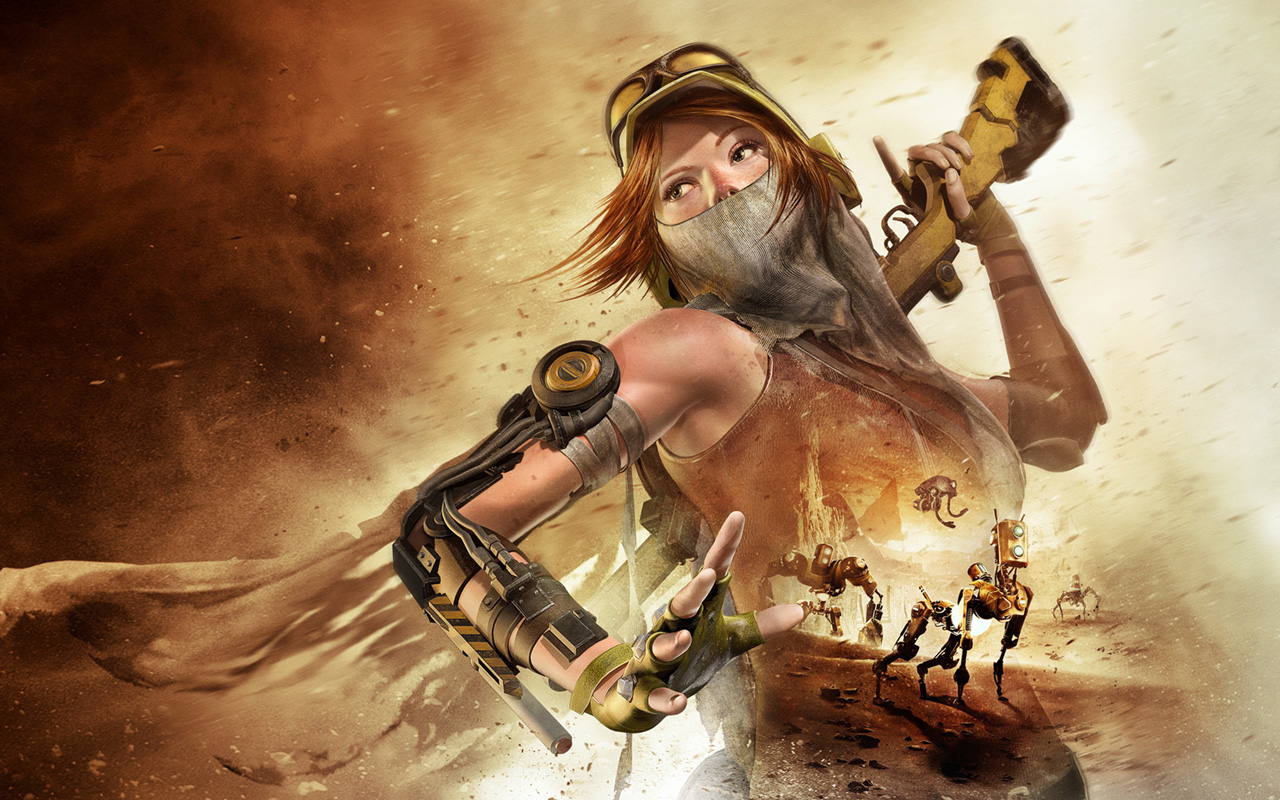 Free ReCore Wallpaper in 1280x800