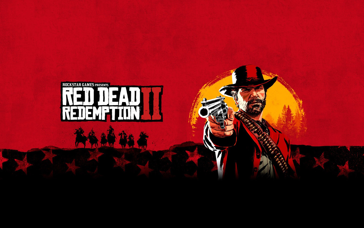 Free Red Dead Redemption 2 Wallpaper in 1280x800