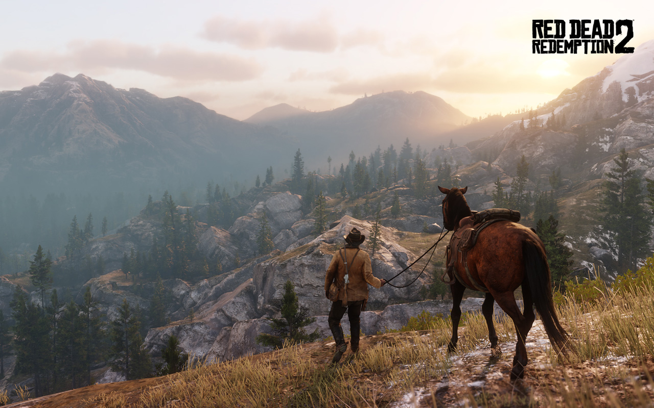 Free Red Dead Redemption 2 Wallpaper in 1280x800