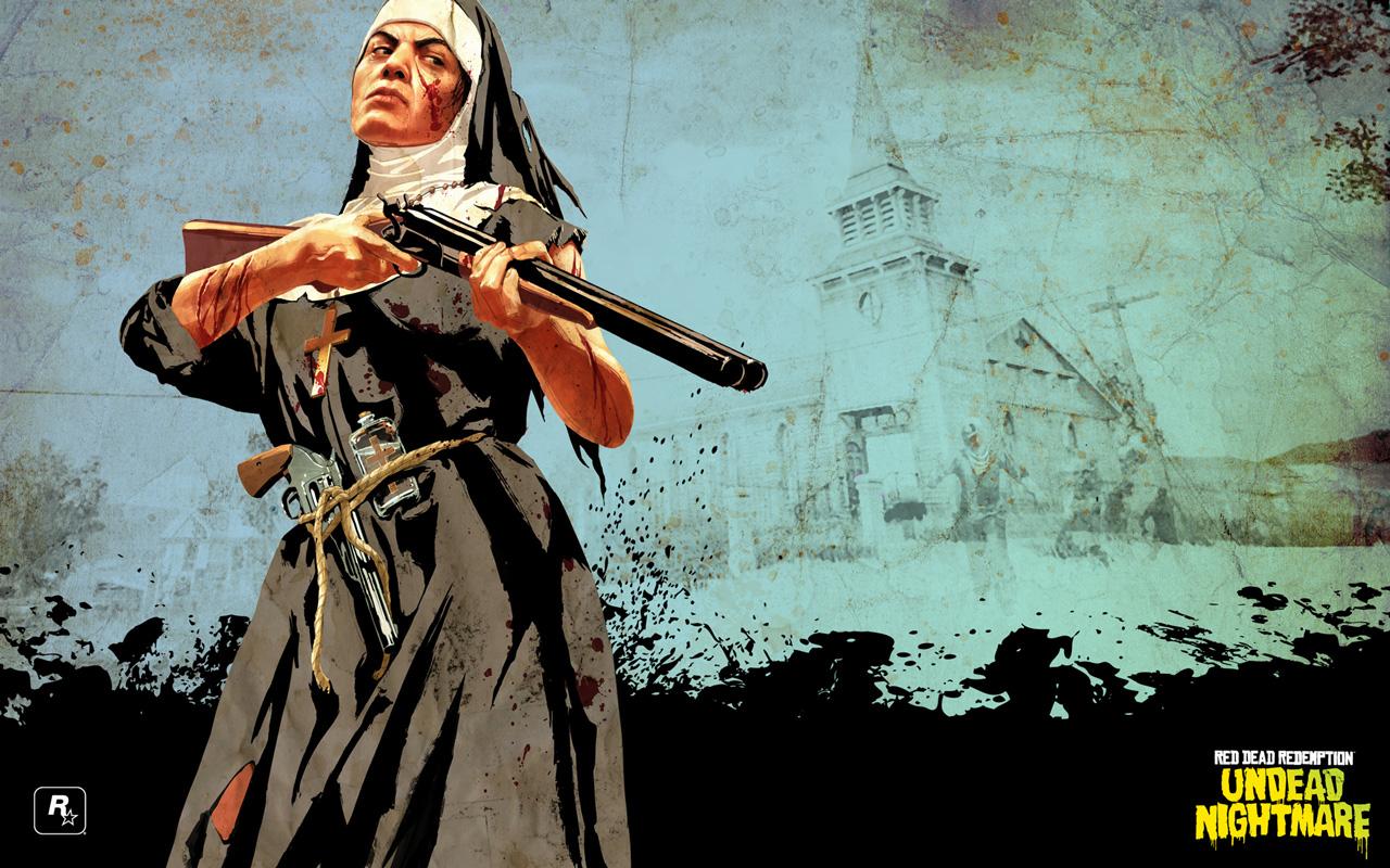 Free Red Dead Redemption Wallpaper in 1280x800