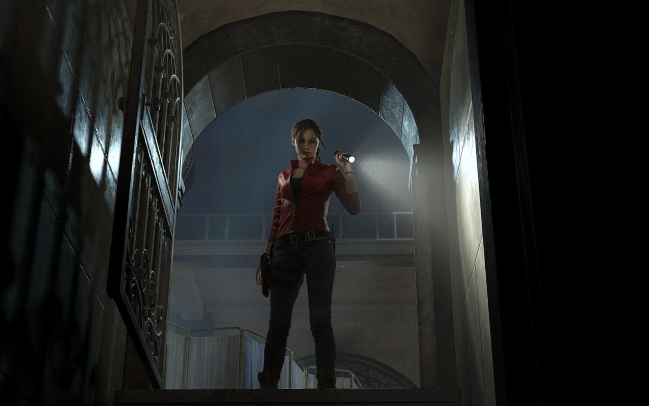 Free Resident Evil 2 Wallpaper in 1280x800