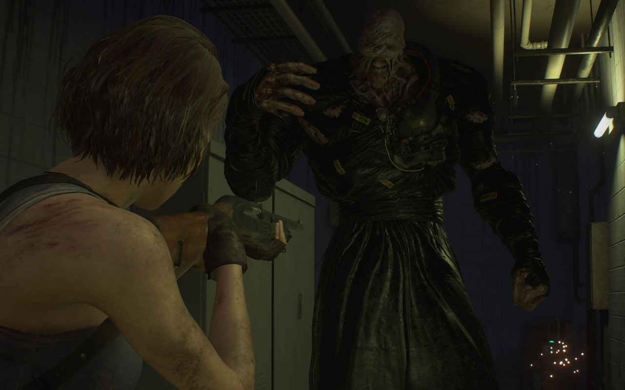 Free Resident Evil 3 Wallpaper in 1280x800