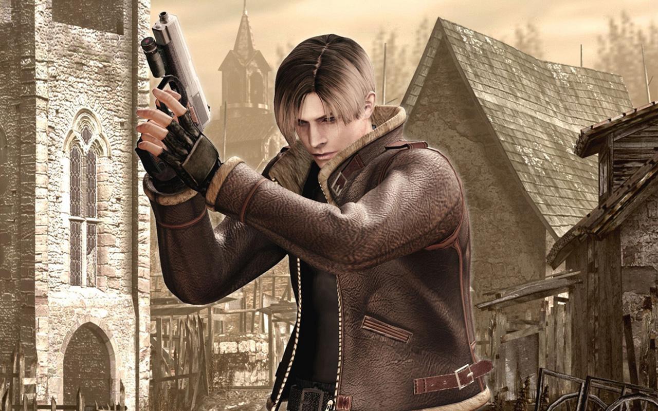 Free Resident Evil 4 Wallpaper in 1280x800
