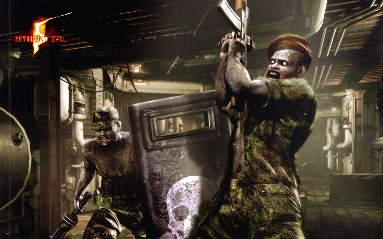 Free Resident Evil 5 Wallpaper in 1280x800