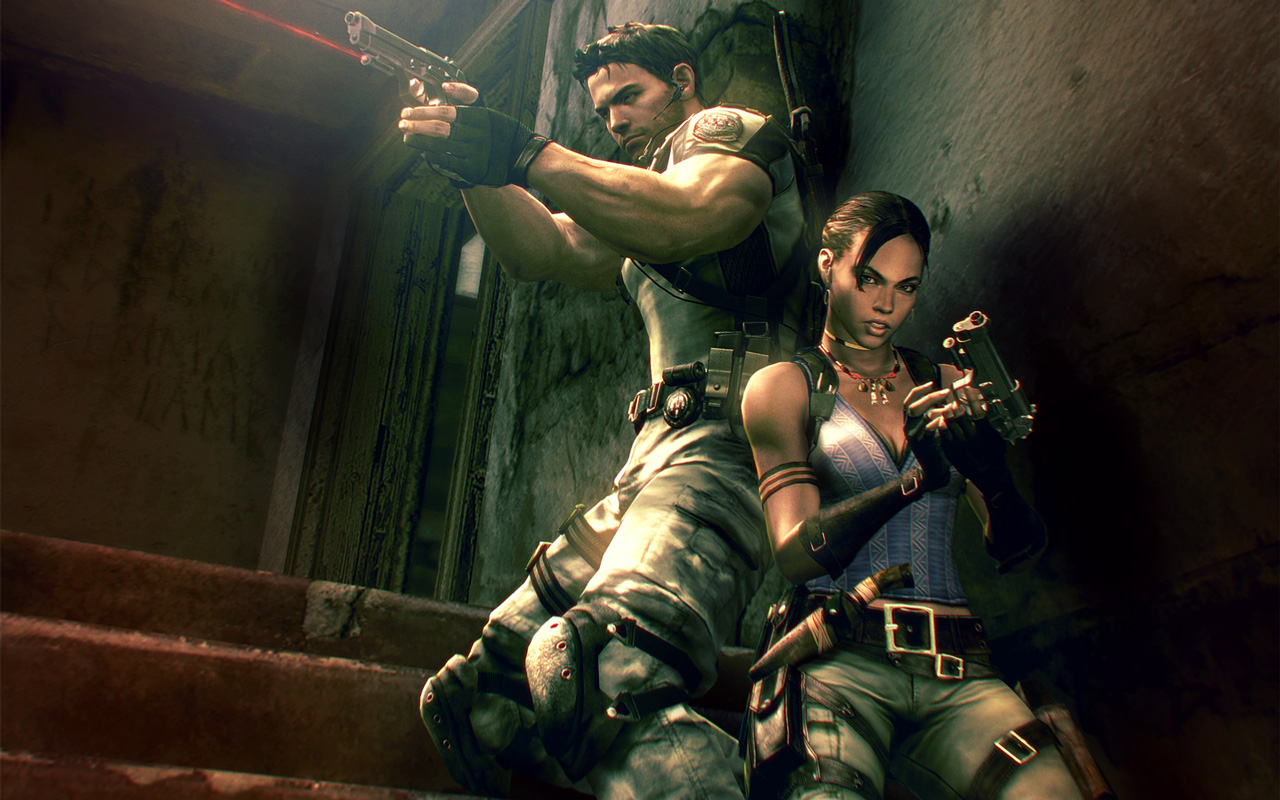 Free Resident Evil 5 Wallpaper in 1280x800