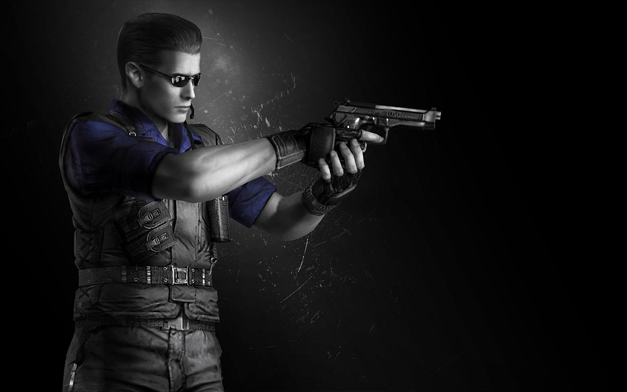 Free Resident Evil Wallpaper in 1280x800