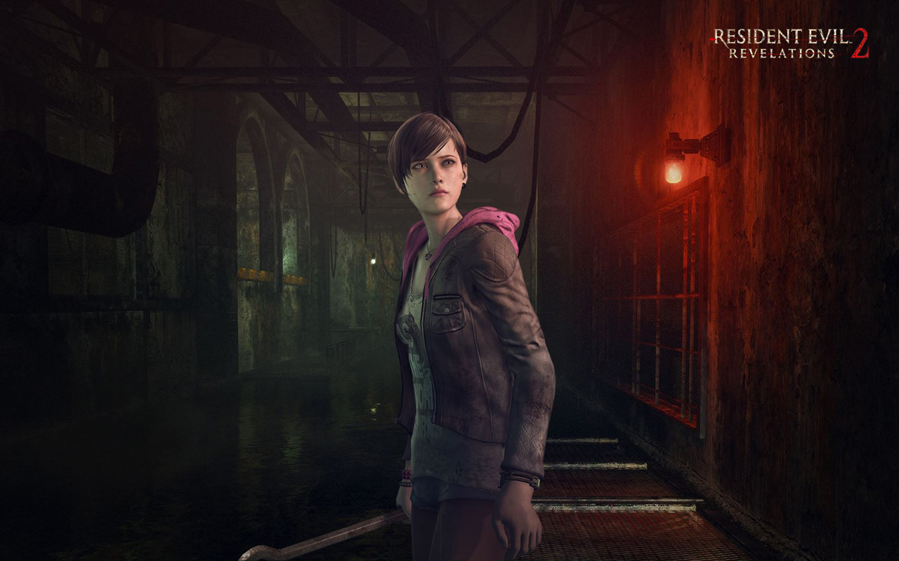Free Resident Evil: Revelations 2 Wallpaper in 1280x800