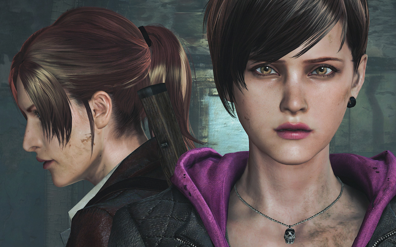 Free Resident Evil: Revelations 2 Wallpaper in 1280x800