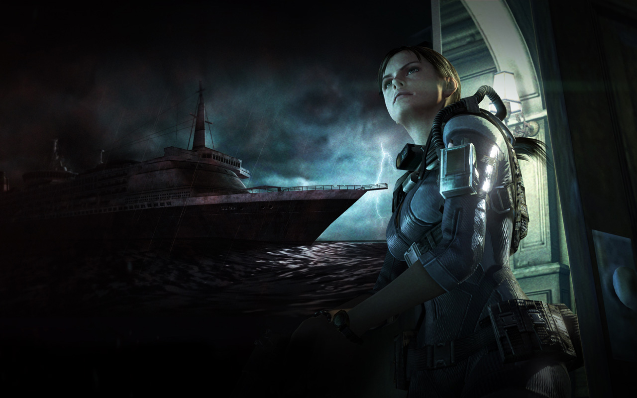 Free Resident Evil: Revelations Wallpaper in 1280x800