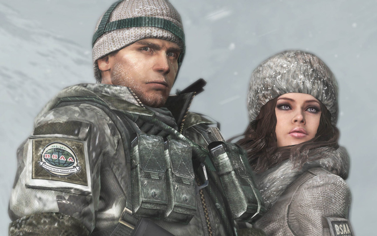 Free Resident Evil: Revelations Wallpaper in 1280x800