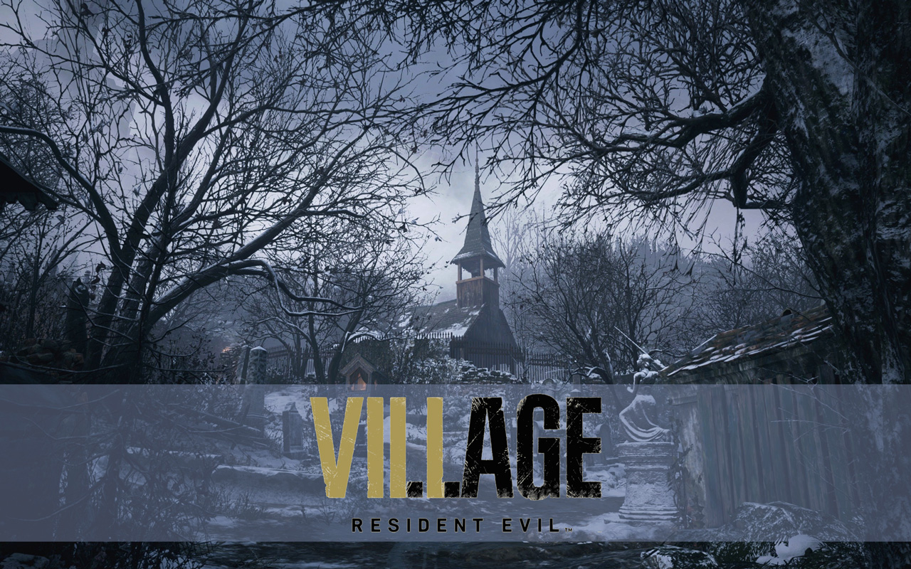 Free Resident Evil Village Wallpaper in 1280x800