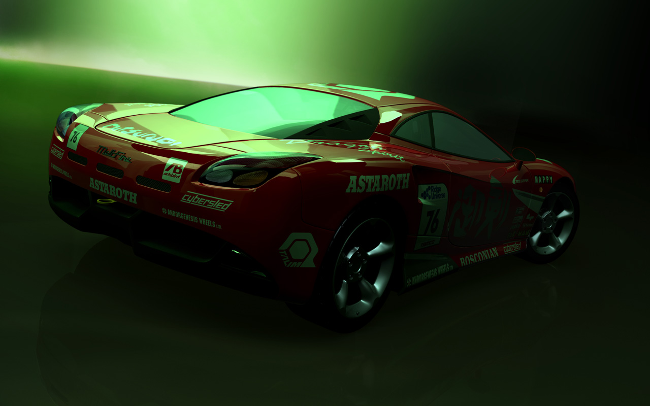 Free Ridge Racer 6 Wallpaper in 1280x800