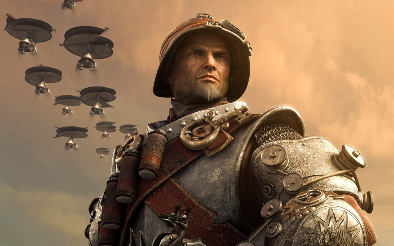 Free Rise of Nations: Rise of Legends Wallpaper in 1280x800