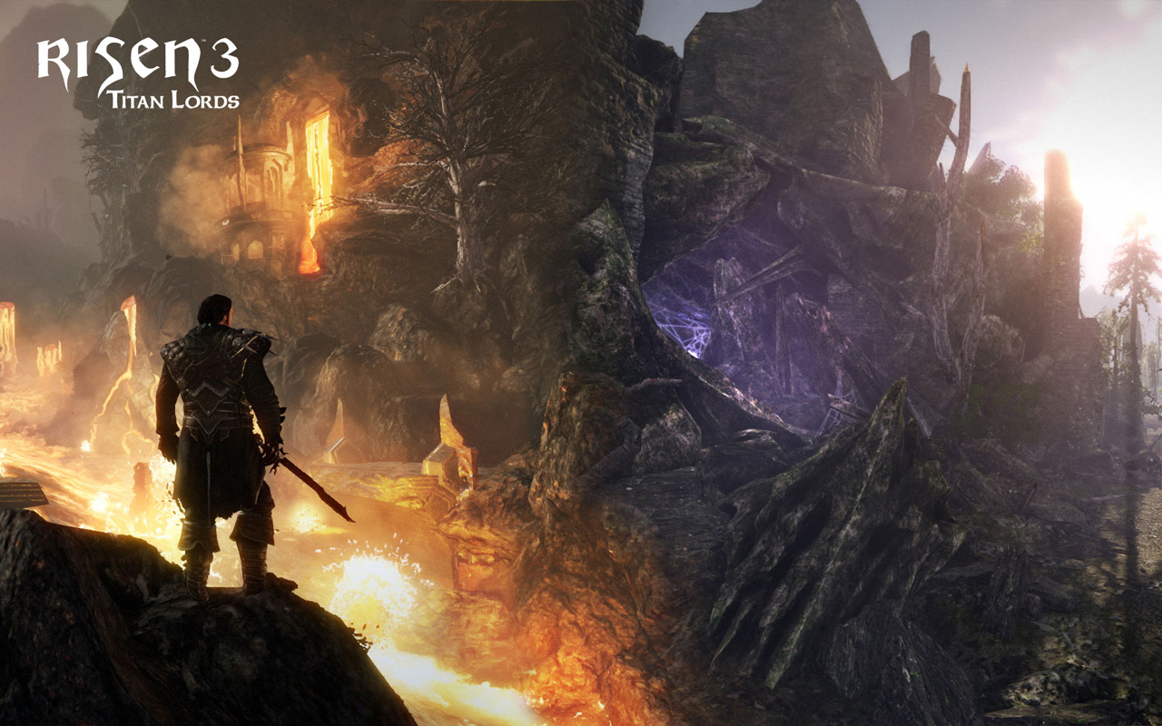 Free Risen 3: Titan Lords Wallpaper in 1280x800