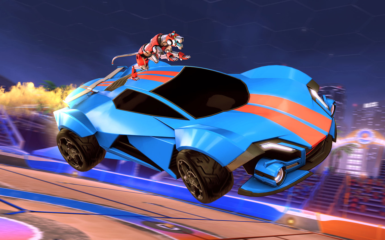 Free Rocket League Wallpaper in 1280x800