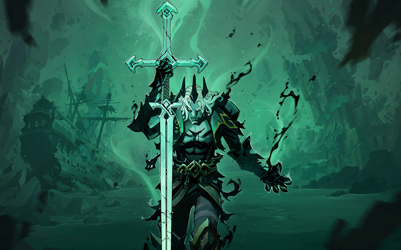 Free Ruined King Wallpaper in 1280x800
