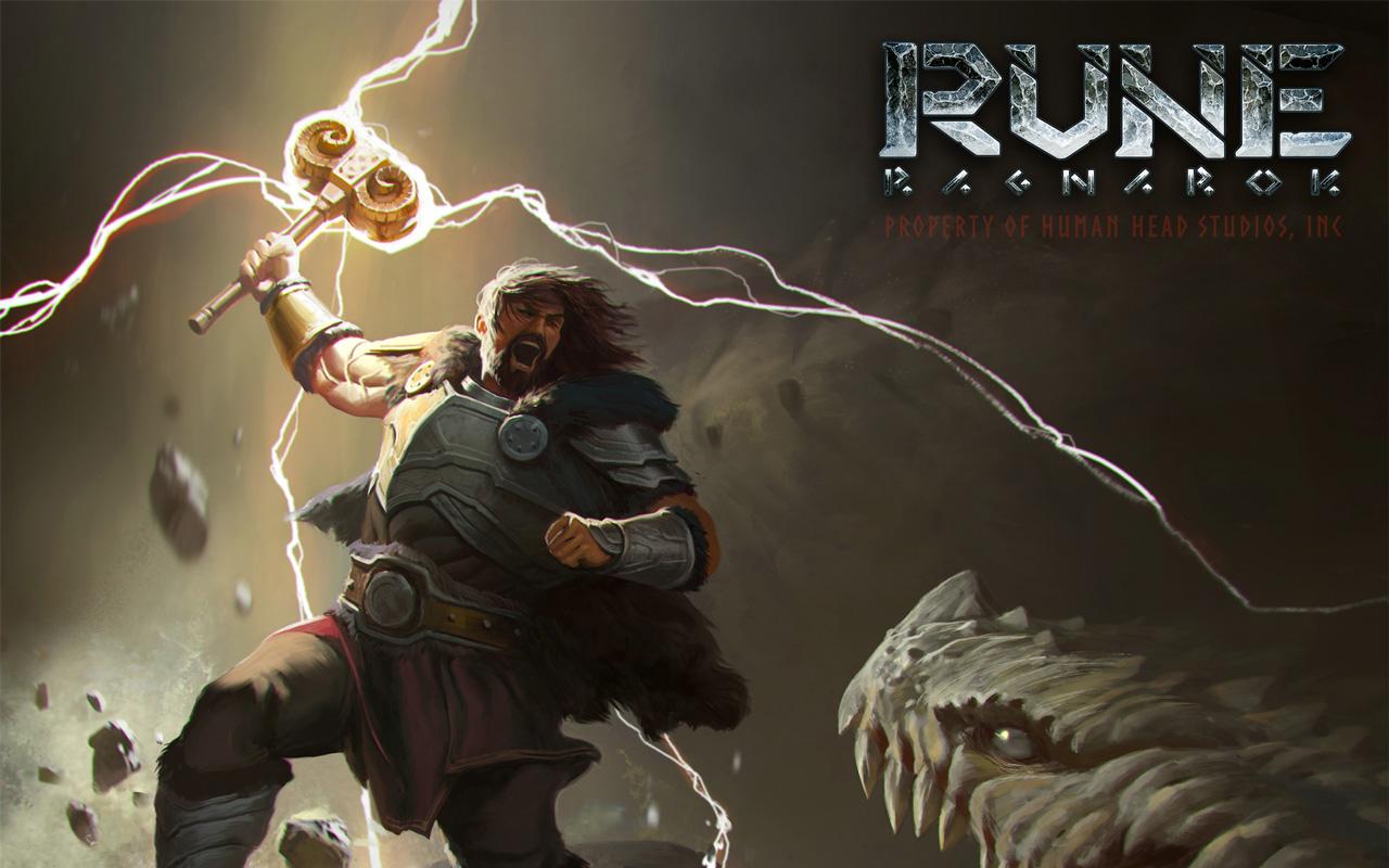 Free Rune II Wallpaper in 1280x800