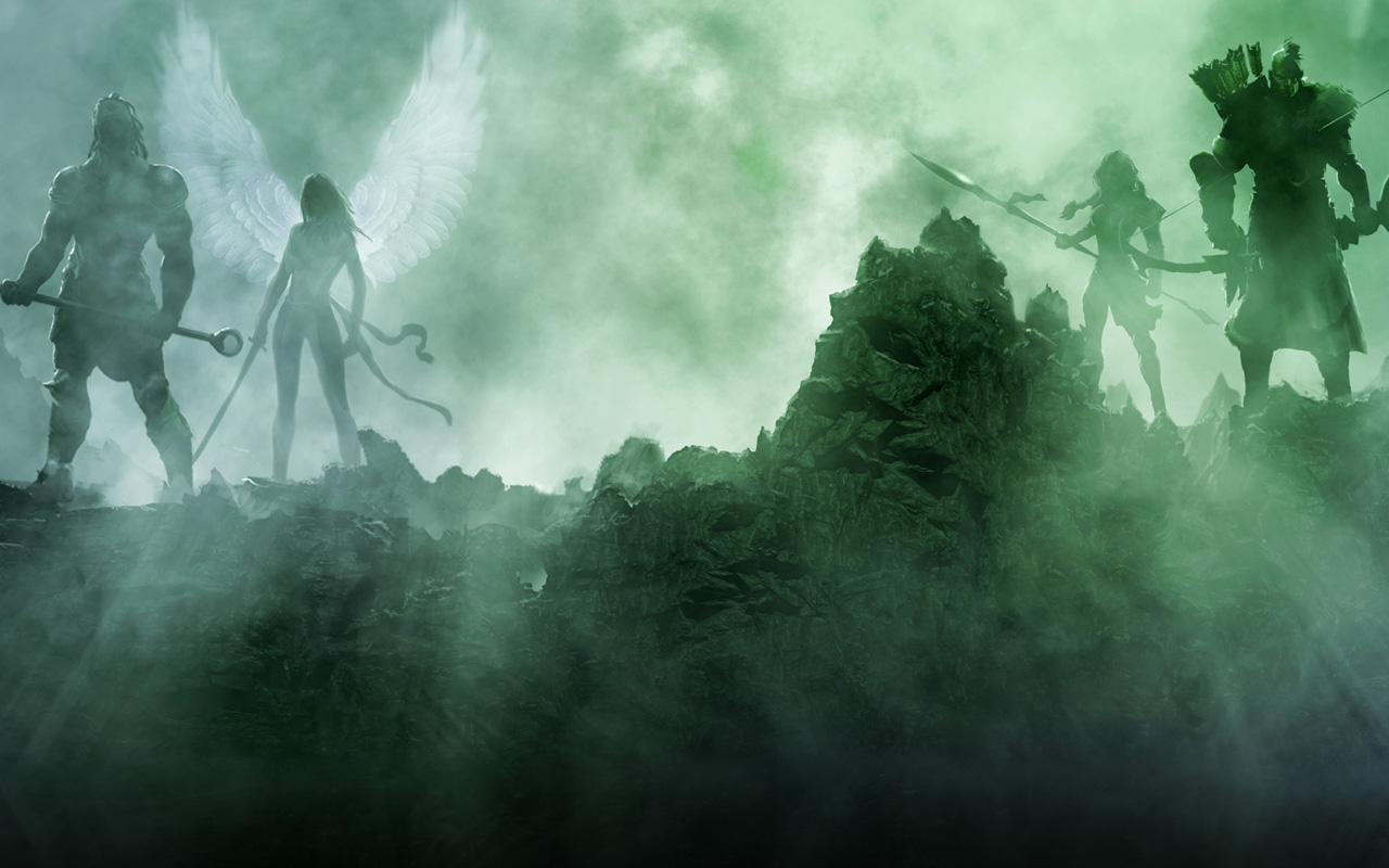 Free Sacred 3 Wallpaper in 1280x800