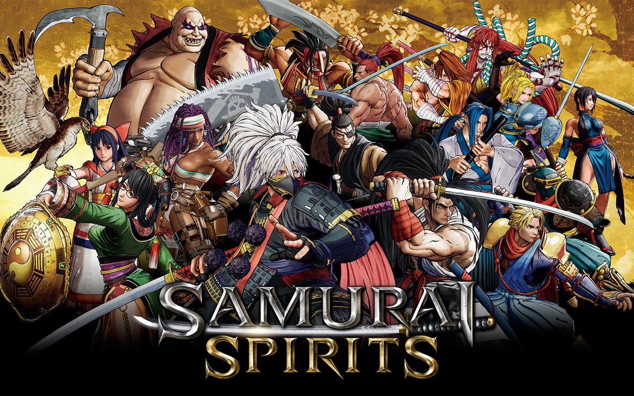 Free Samurai Shodown (2019) Wallpaper in 1280x800