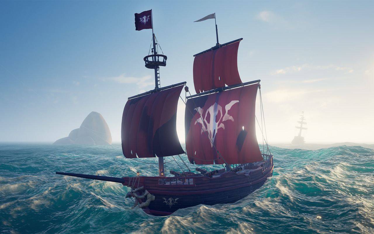 Free Sea of Thieves Wallpaper in 1280x800