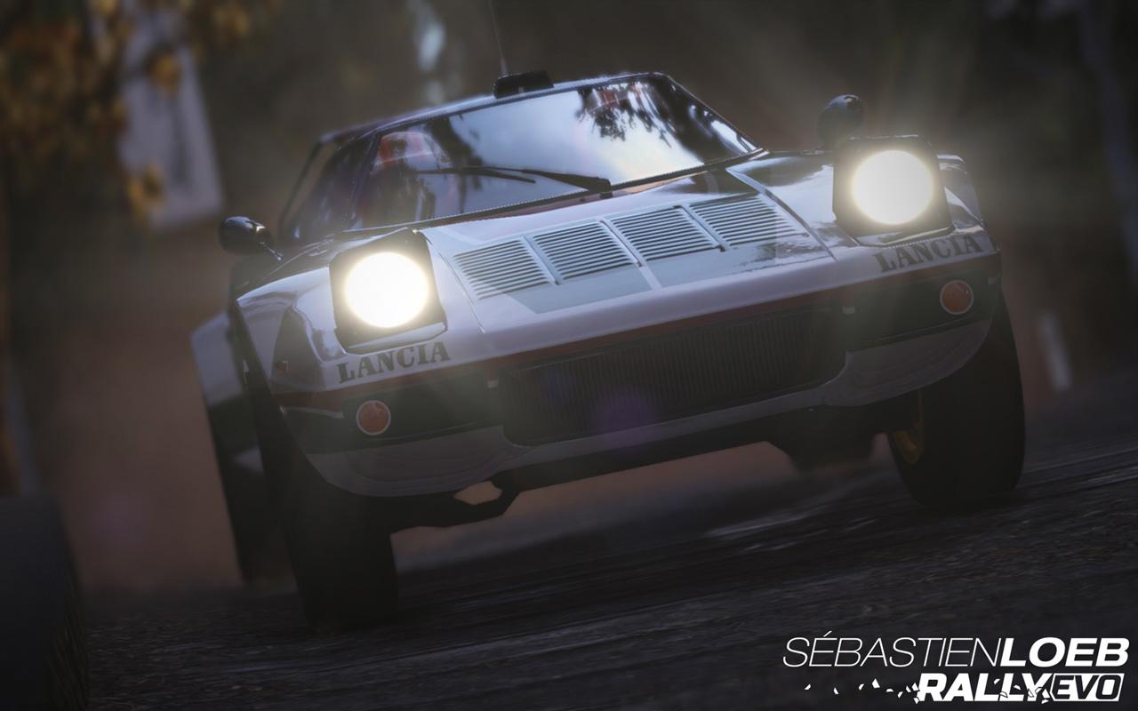 Free Sebastien Loeb Rally EVO Wallpaper in 1280x800