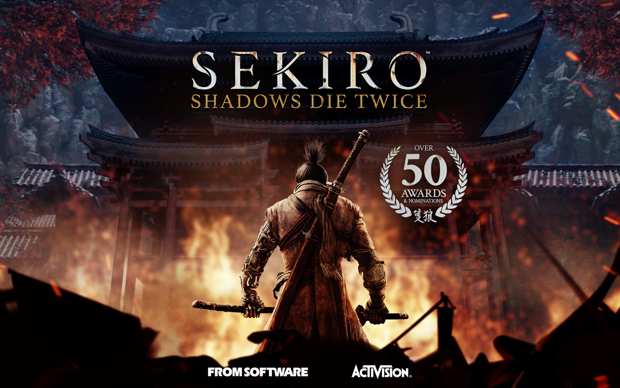 Free Sekiro: Shadows Die Twice Wallpaper in 1280x800