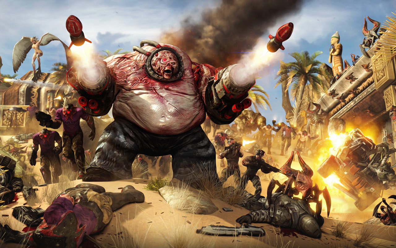 Free Serious Sam 3: BFE Wallpaper in 1280x800
