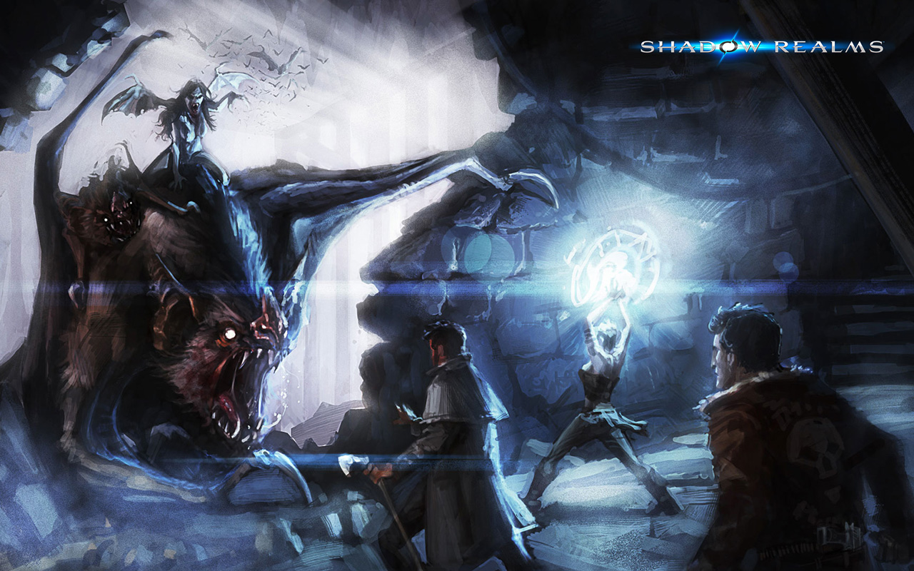 Free Shadow Realms Wallpaper in 1280x800