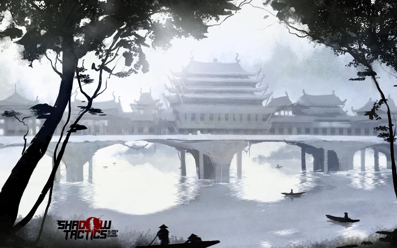 Free Shadow Tactics: Blades of the Shogun Wallpaper in 1280x800