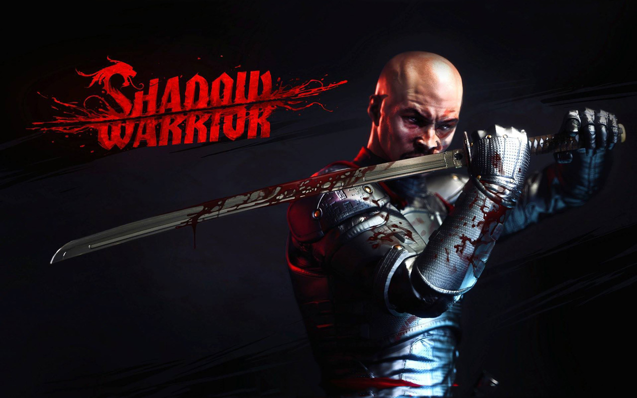 Free Shadow Warrior Wallpaper in 1280x800