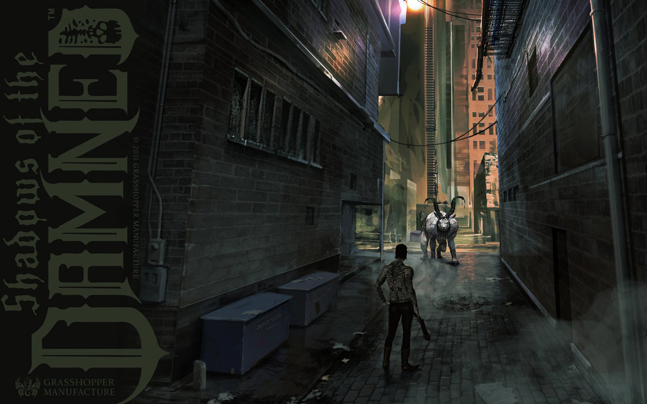 Free Shadows of the Damned Wallpaper in 1280x800