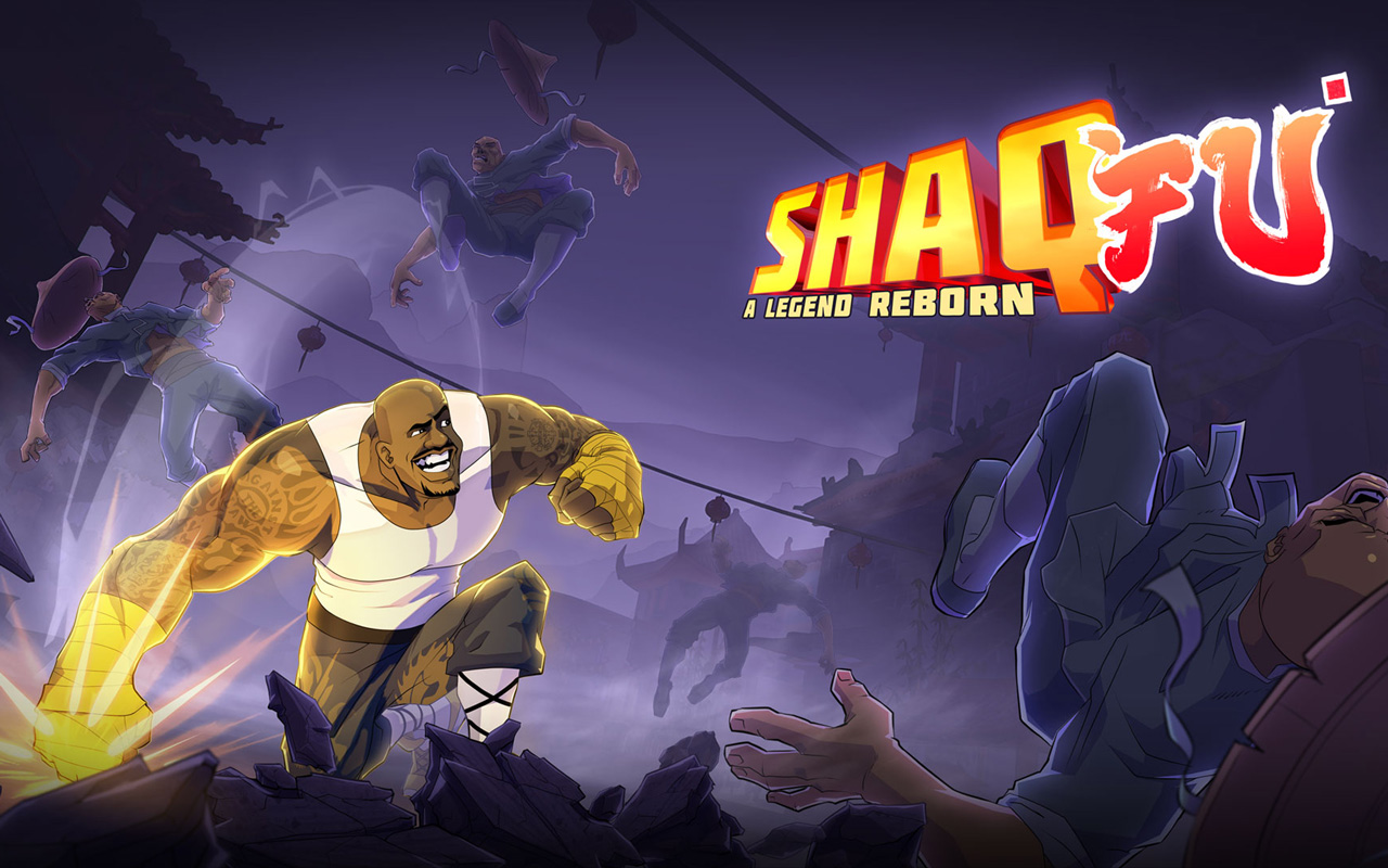 Free Shaq-Fu: A Legend Reborn Wallpaper in 1280x800
