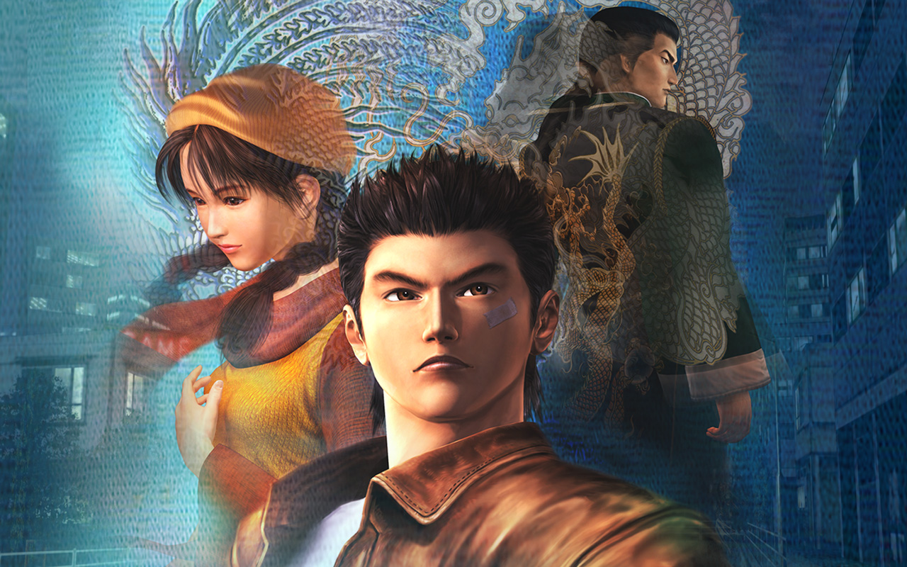 Free Shenmue Wallpaper in 1280x800