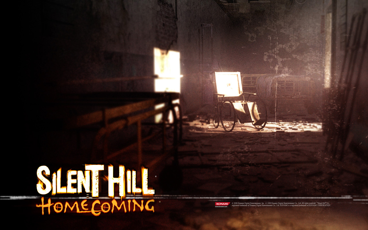 Free Silent Hill: Homecoming Wallpaper in 1280x800