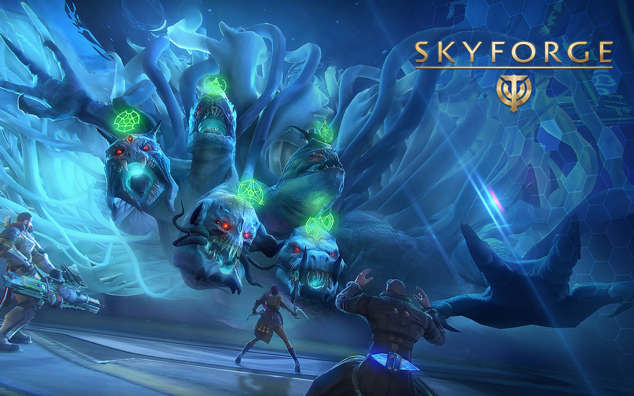 Free Skyforge Wallpaper in 1280x800