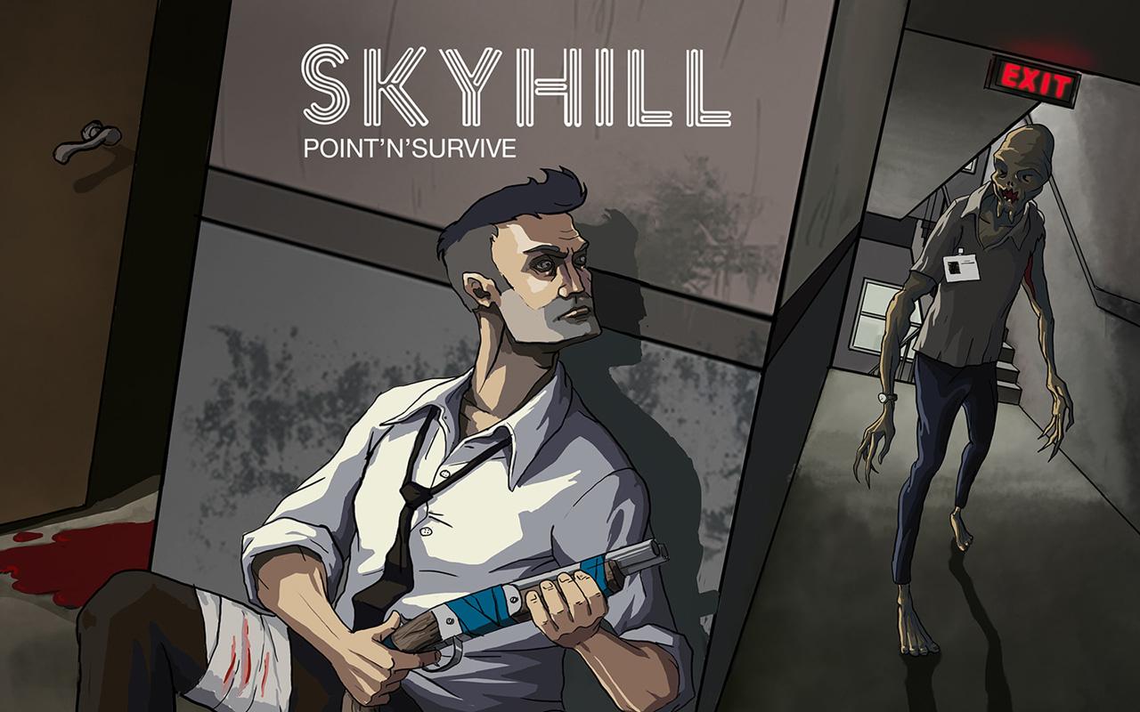 Free Skyhill Wallpaper in 1280x800