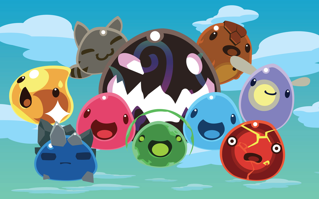 Free Slime Rancher Wallpaper in 1280x800